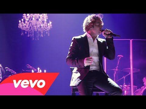 David Bisbal - Mi Princesa - Versión Acústica / Una Noche En El Teatro Real / 2011 - YouTube