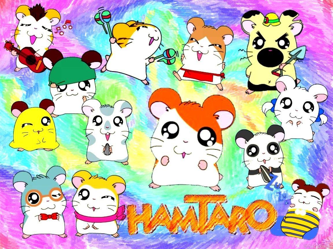 Fond Ecran Hamtaro 23333 Wallpaper Gratuit Hamtaro Anime Character