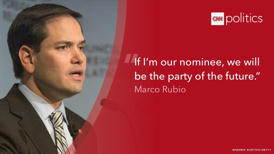Marco Rubio Quotes Prepossessing The Daily Marco Memo  Wednesday April 20Th 2016  2016 Election