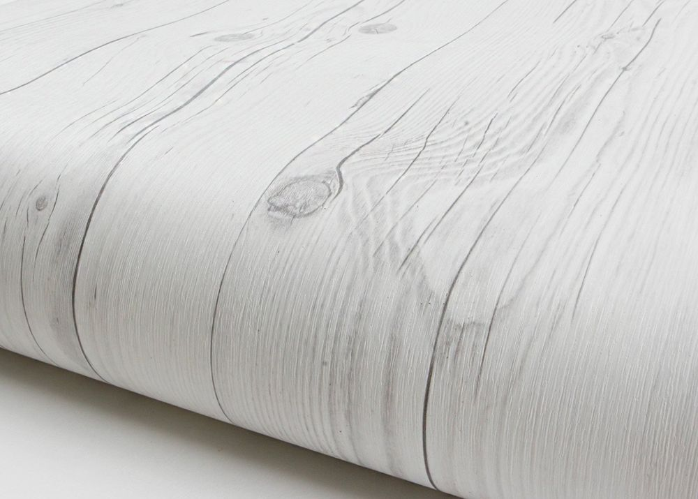 Clearance SaleWood Panel Contact Wallpaper Peel and Stick Paper Countertop