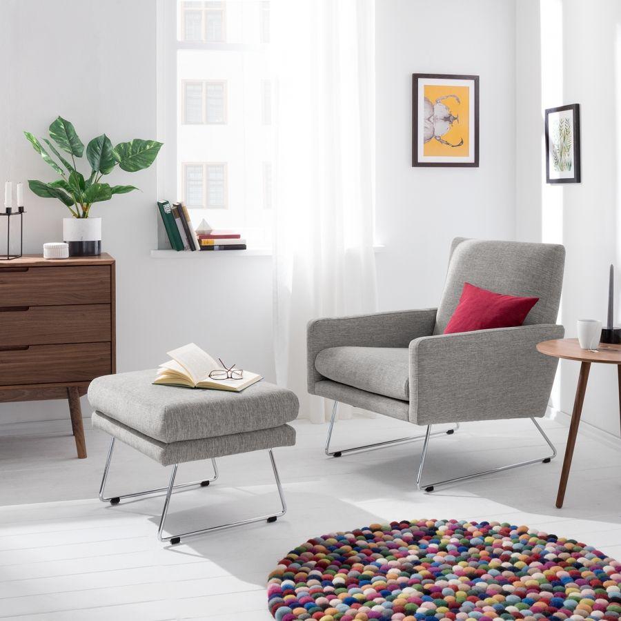 AFFILIATELINK | Sessel Maximus, Skandinavisch, Design, Minimalistisch,  Einrichtung, Deko, Schlichte