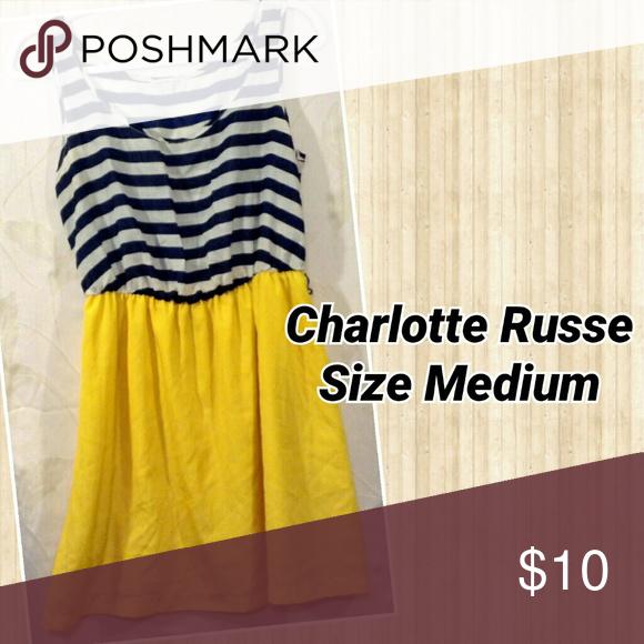 Charlotte Russe Dress, Size Medium. Charlotte Russe Dress, Size Medium. In Excellent Used Condition. Charlotte Russe Dresses Midi