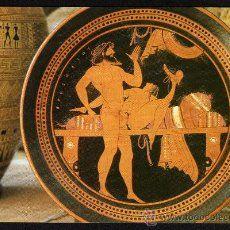 Griechisch orgys