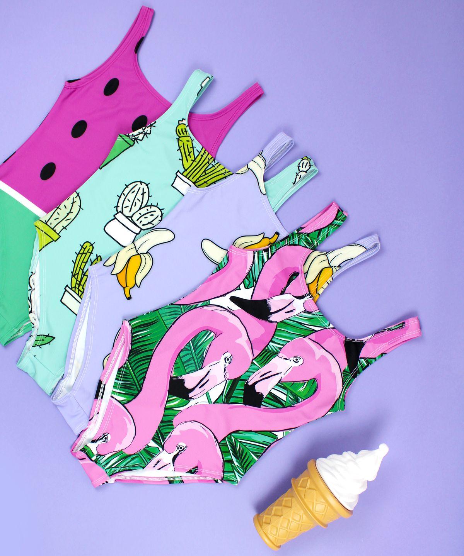 Batoko Swimwear | Baby swimwear, Cute bathing suits, Kids