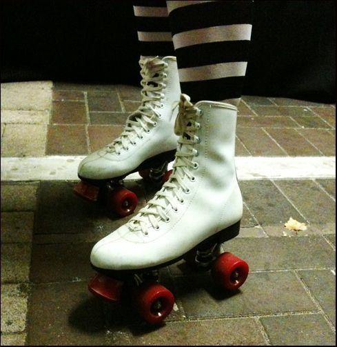 things from my past...roller skates