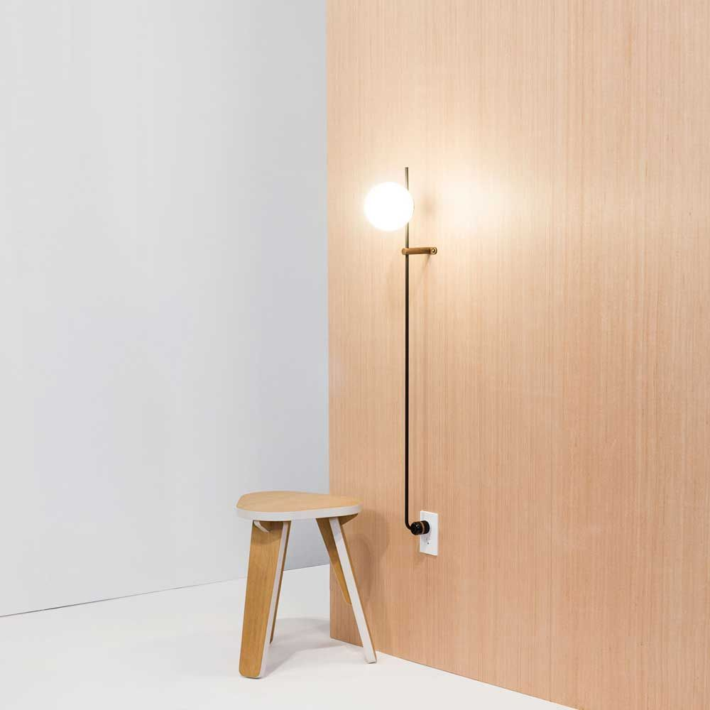 The lynea plug lamp doesnt require hardwiring lights and minimalist the lynea plug lamp doesnt require hardwiring greentooth Gallery
