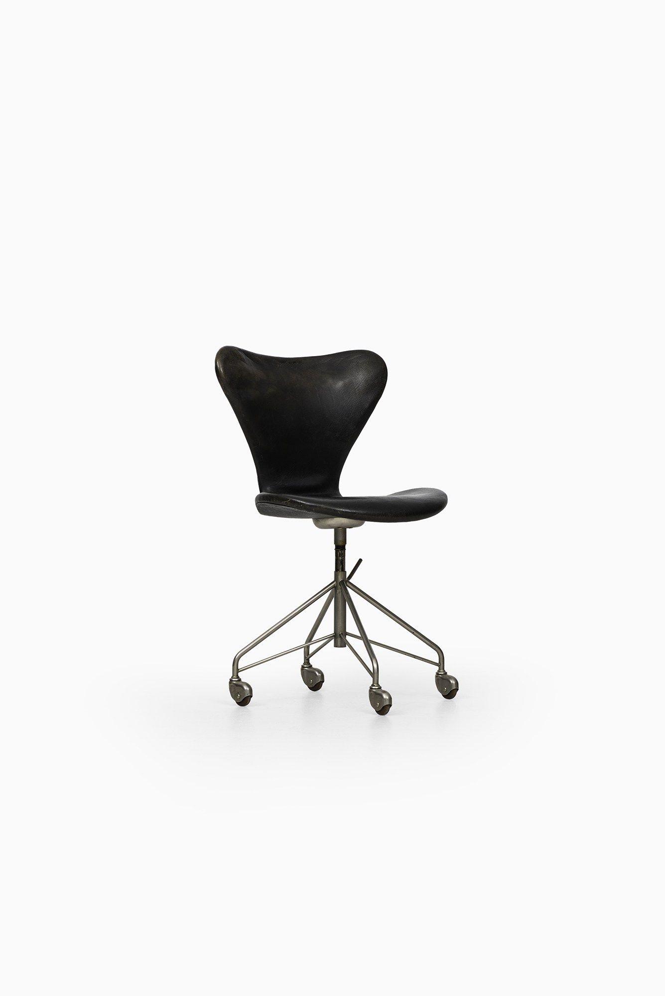 arne jacobsen office chair. Arne Jacobsen Office Chair Model 3117 At Studio Schalling N