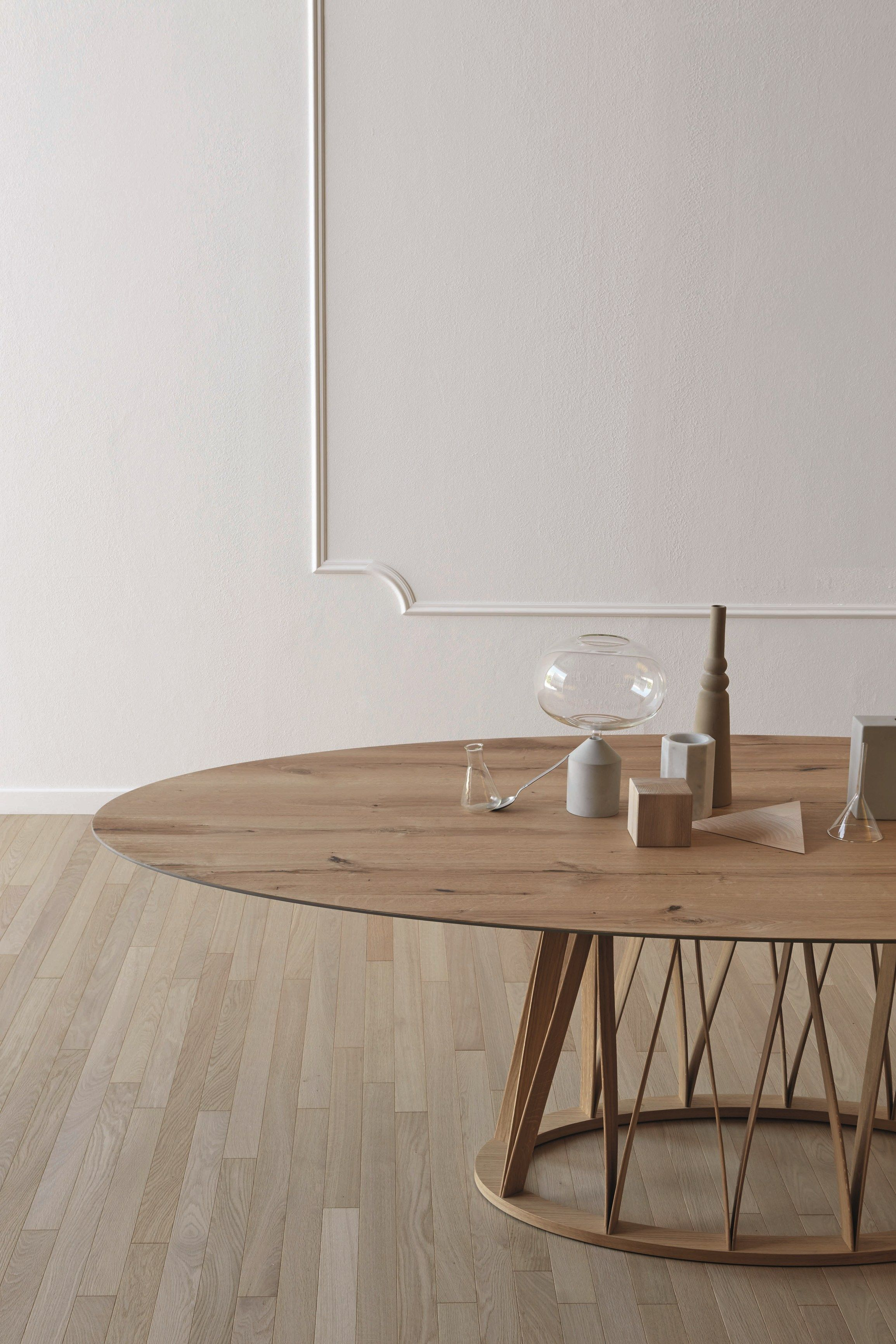 Eetkamertafel Circle Acco Tavolo In Legno In 2018 Tea Table Eettafel