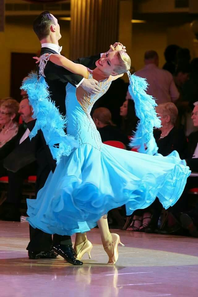 Waltz Dance Costume