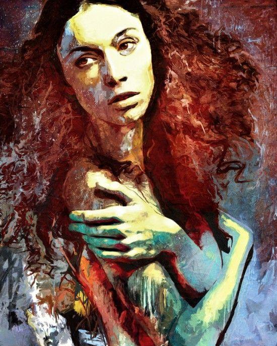 Marius Markowski, digital painting11
