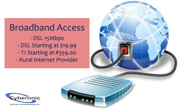 Pin by Cyberonic Internet Communications, Inc on Broadband ...