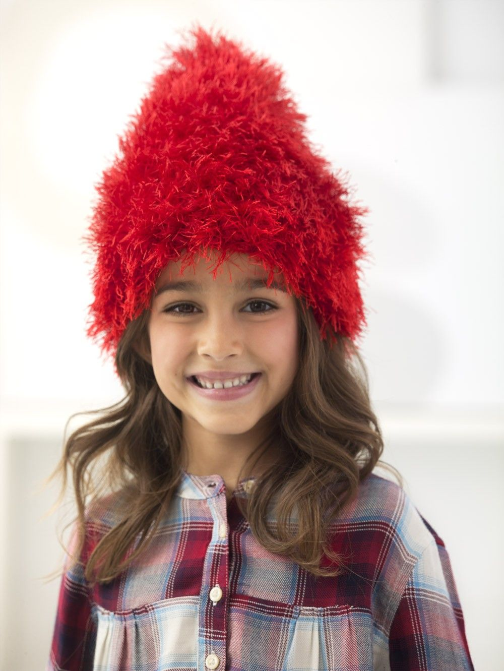 Make this furry troll hat just in time for the Trolls movie! | hooks ...