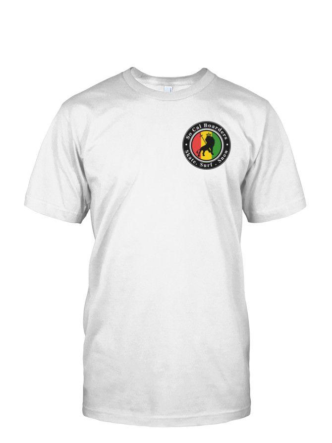 So Cal Boarders - Bob Marley Apparel