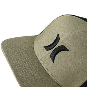 new product 7351a 5ab70 Hurley One   Textures Trucker Cap - Buff Gold