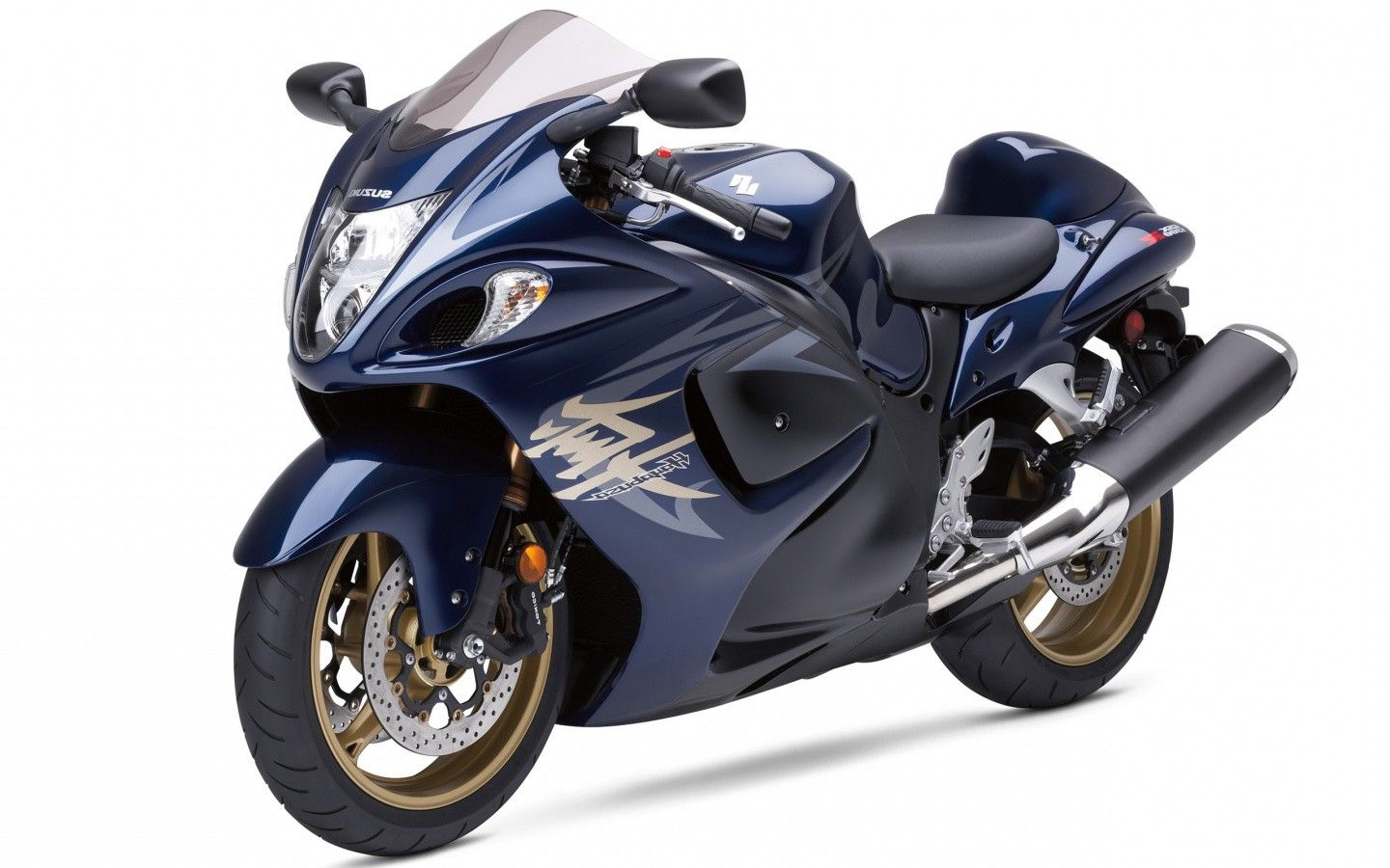 hayabusa-suzuki-bike-blue-color-hd-wallpaper | Suzuki Bike ...