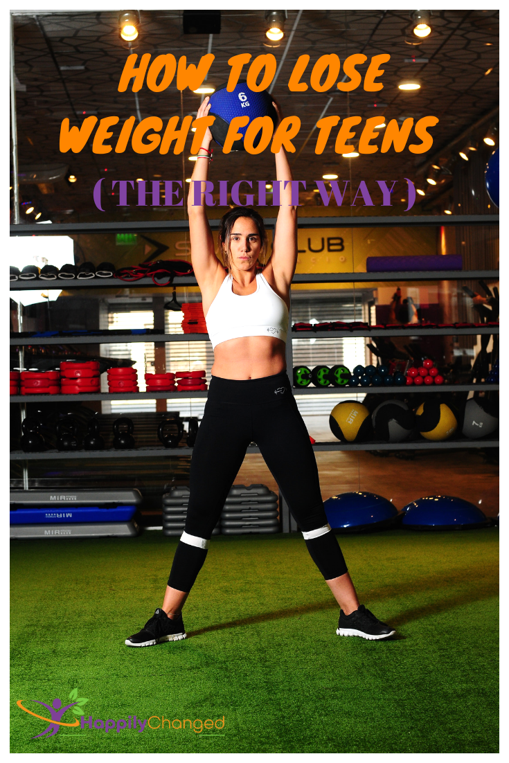 How To Lose Weight For Teens (The Right Way) -   11 diet For Teens girls ideas