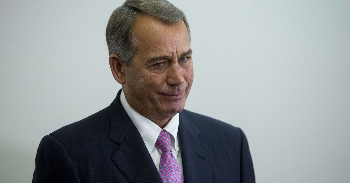 Boehner's Parting Gift: Two-Year Budget Deal Passes The House