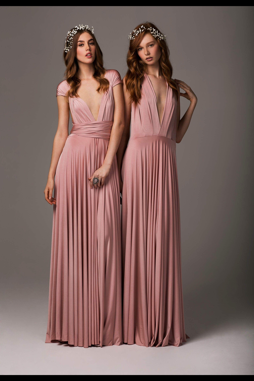 b1c6d25965 Os presentamos la colección de vestidos de damas de honor de la firma The  Babushka Ballerina.