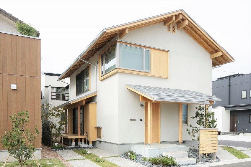 外装 ベーシックスタイル 2020 住宅 外観 ホームウェア ハウス