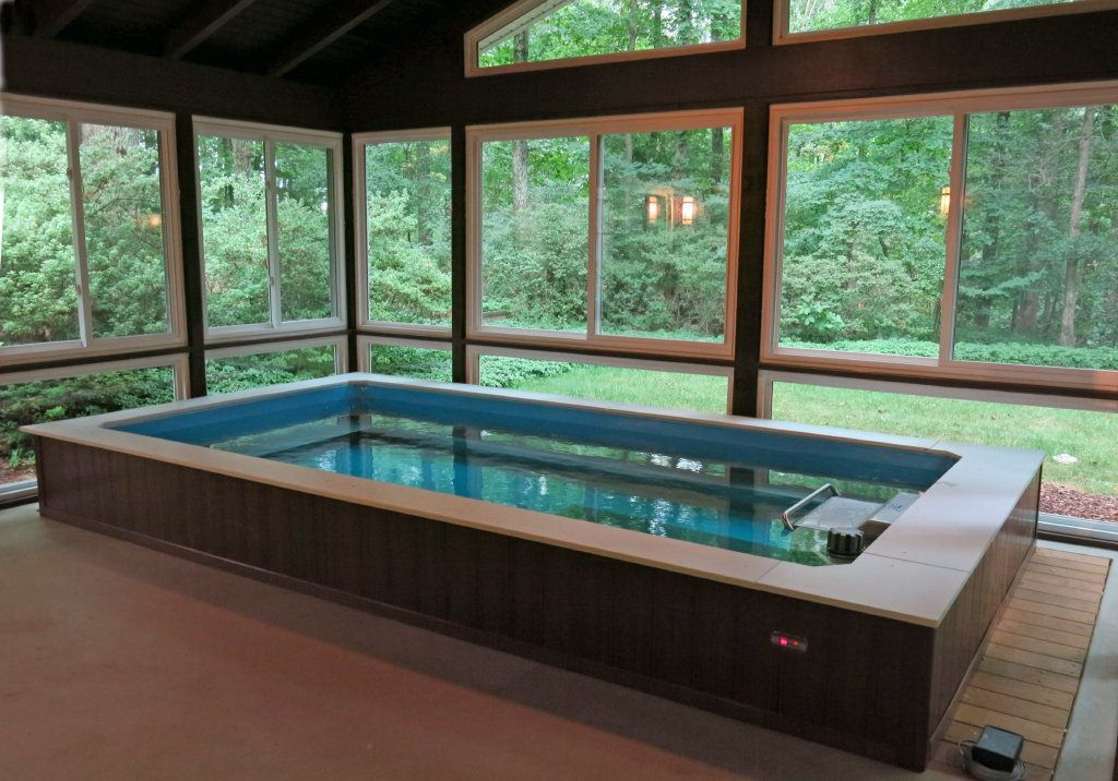 Original Endless Pools Swimming Machine Endless Pools Modular Design And Oasis