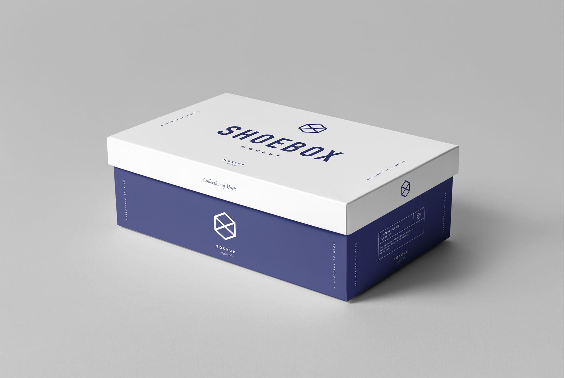 20 tone mock shoe box design   Shoe box design, Shoe box, Luxury ...