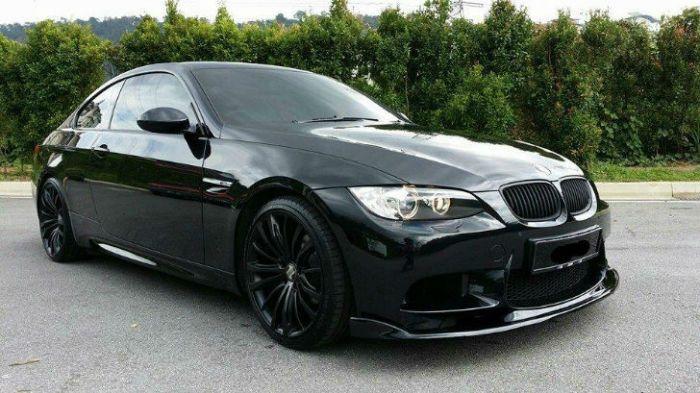2013 BMW M3 Blacked OUT | BMW | Pinterest | 2013 bmw m3, BMW and