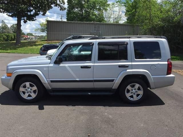 Diversified Auto Sales >> Used 2006 Jeep Commander 4wd For Sale In Jackson Ms 39209
