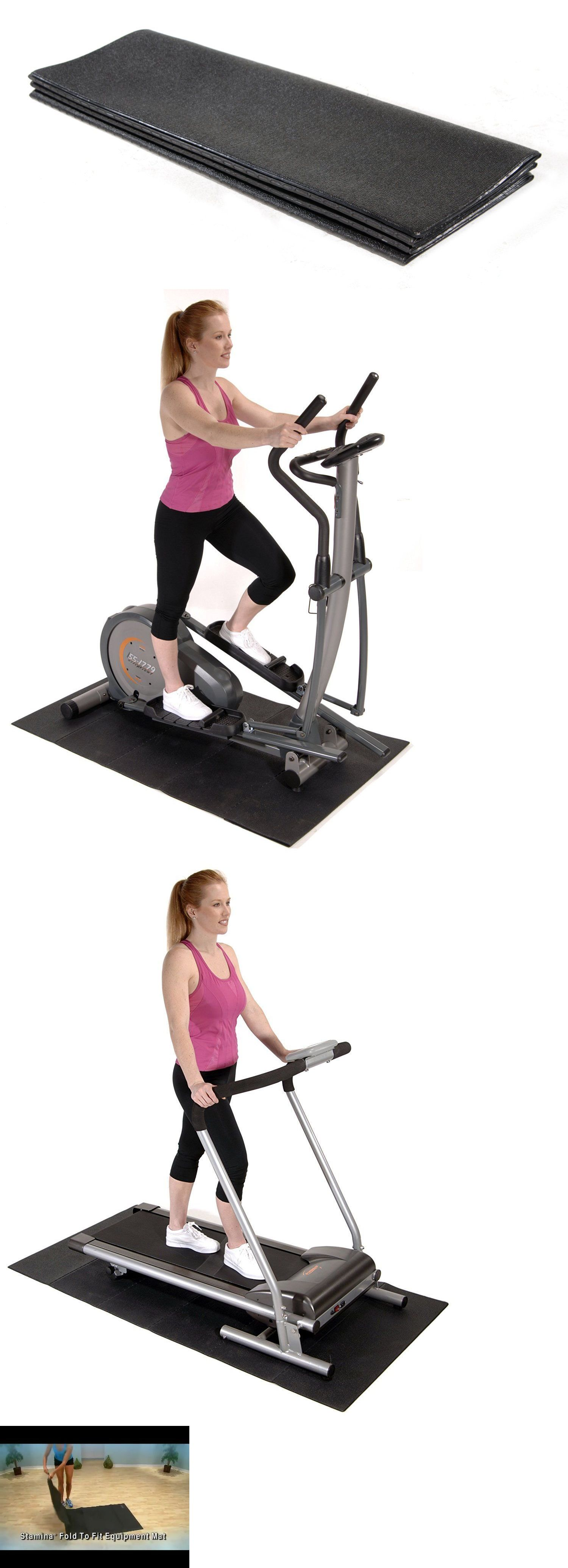 drive full mats proform elliptical resource itm screen ifit coach pro color mat front with