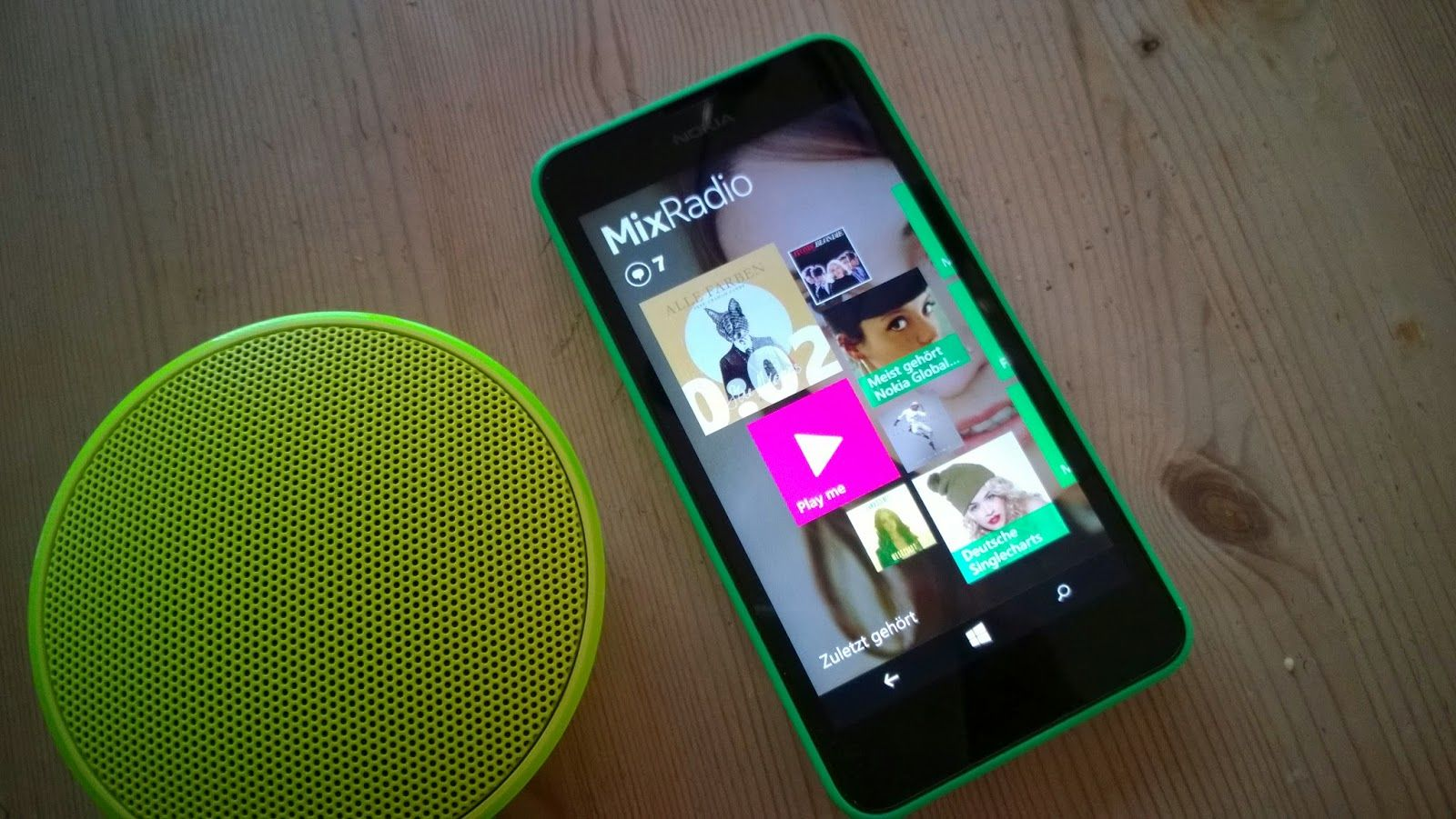 Nokia MD12 Review A loud and powerful portable speaker