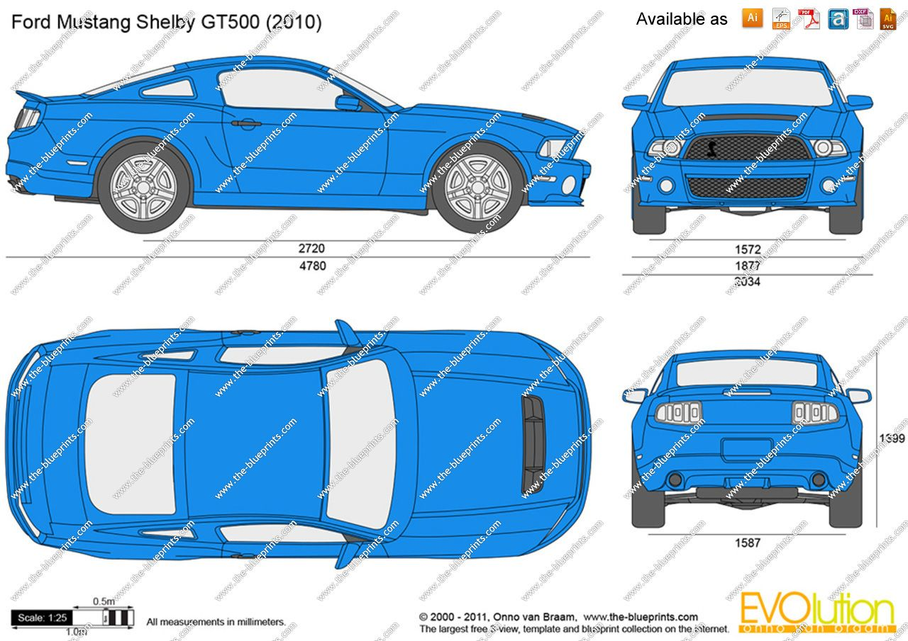 Mustang blueprint google search blueprints pinterest mustang blueprint google search malvernweather Image collections