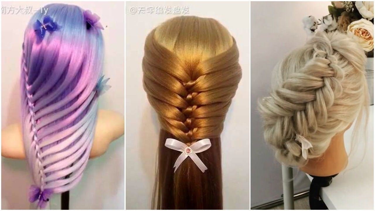 The Most Newest and Top Hairstyle Tutorials for THIS WEEK ...