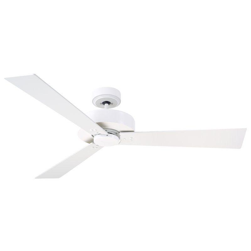 52 Bai 3 Blade Ceiling Fan Reviews Allmodern Modern Ceiling Fan Ceiling Fan 52 Ceiling Fan