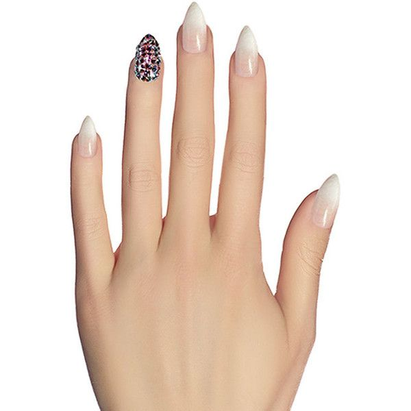 Static Nails Reusable Pop On Manicure Mademoiselle 1 Ea 38