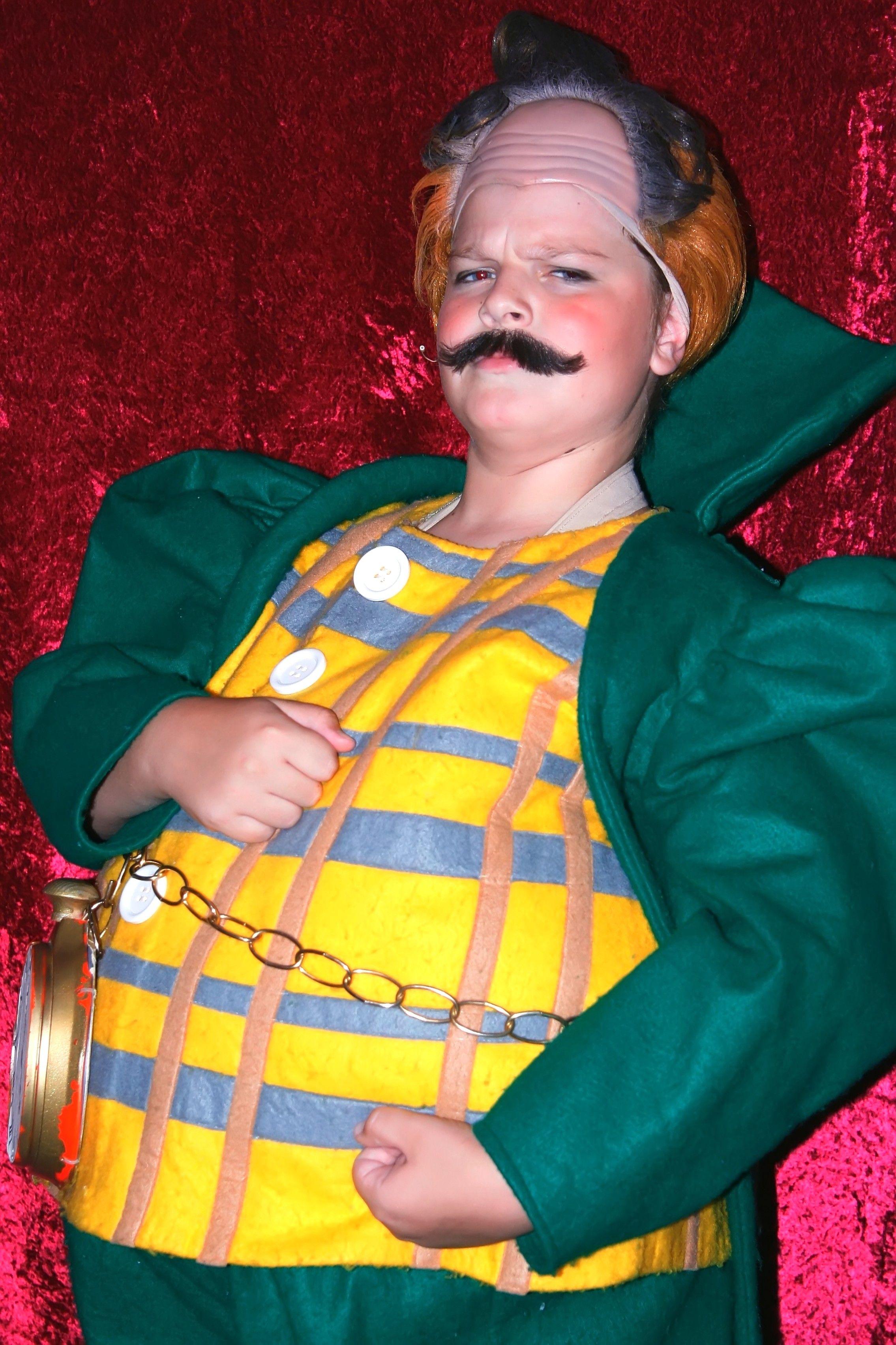 Wizard of Oz munchikin Costume Patterns | Wizard Of Oz Rentals ...