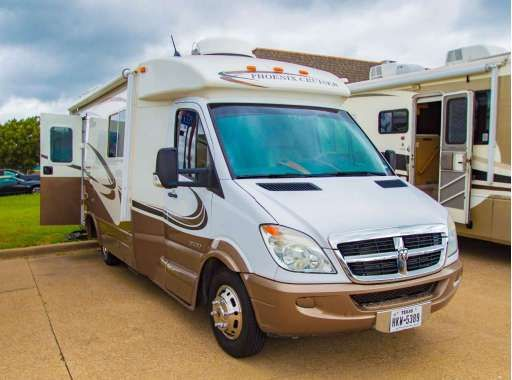 Check Out This 2010 R Vision Dodge Phoenix Cruiser 2400 Listing In