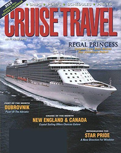 Cruise Travel  http://www.allmagazinestore.com/cruise-travel-2/