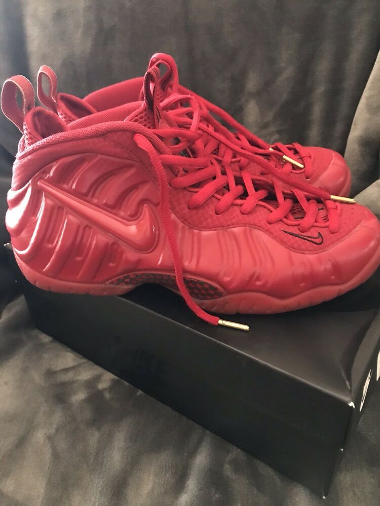 best sneakers ee9c8 a1388 Nike Air Foamposite Pro Red October VNDS Size 10 624041-603 og box  fashion   clothing  shoes  accessories  mensshoes  athleticshoes (ebay link)