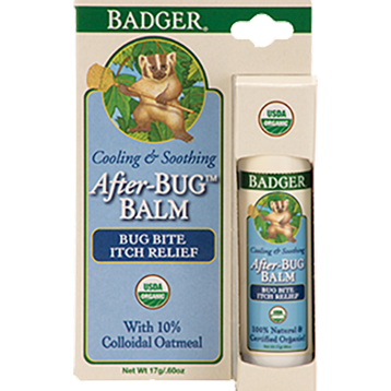 W.S. Badger Company After Bug Itch Relief Stick 60 oz B97003. #health #fitness #skincare #beautytips