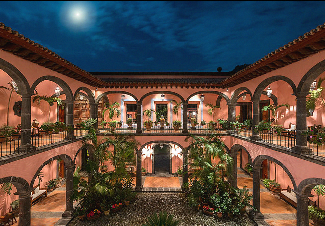 Spanishstyle Spanishstylehomes Hacienda Style Homes Hacienda Homes Courtyard House Plans