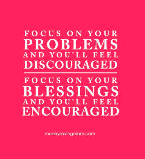 3 Things to do when you feel hopeless and discouraged  I want to encourage those of you who are feeling hopeless and discouraged. Maybe you have a difficult child, financial struggles, broken relationships, medical issues, marriage problems, or you just feel plain stuck in life right now. Whatever it is, I want to help you find and choose hope in the midst of pain and discouragement.