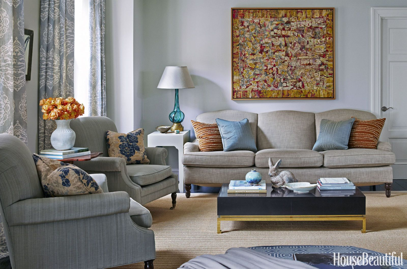 This glamorous new york apartment used to be a doctor 39 s for 2nd living room ideas