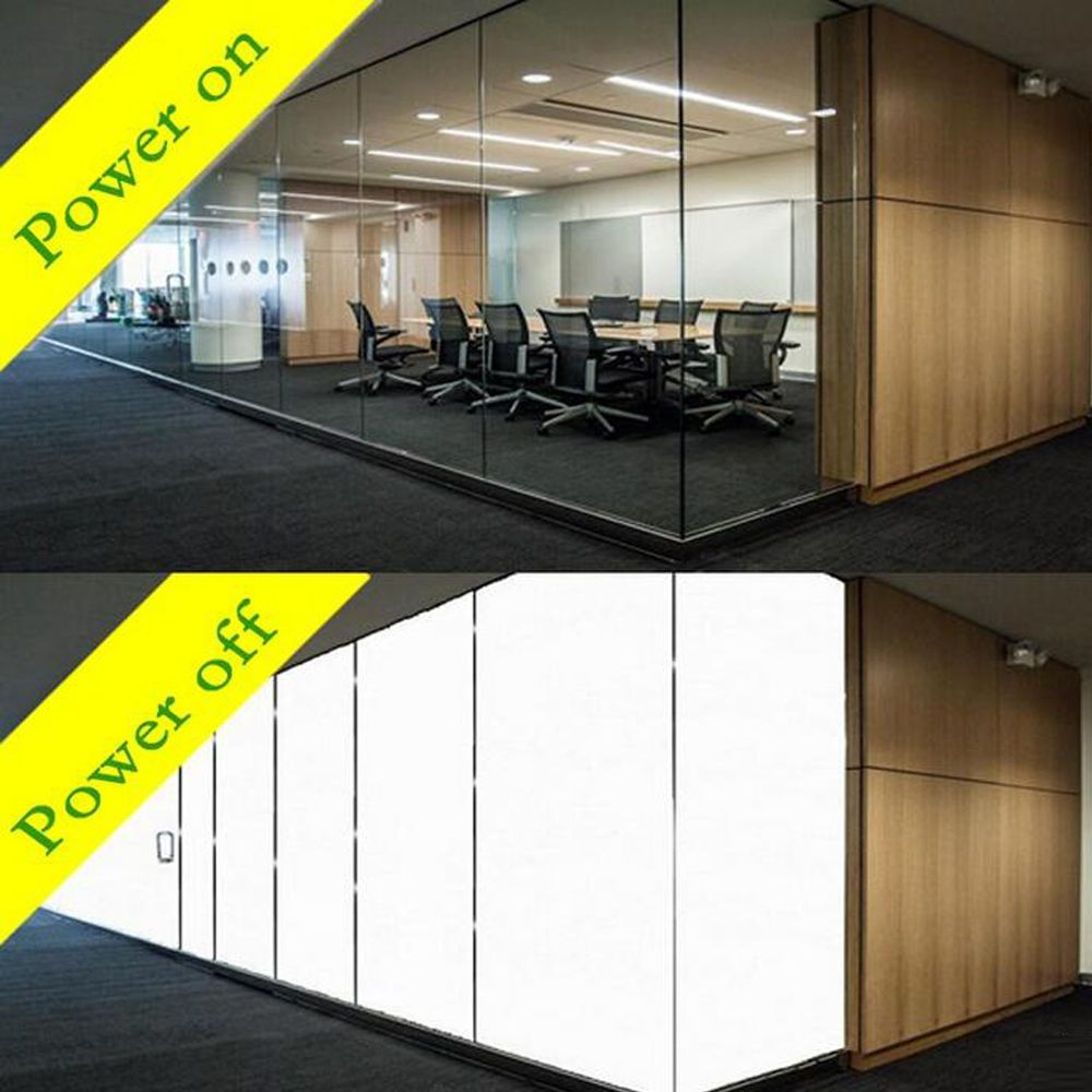 Cheap Electrochromic Film Buy Quality Electrochromic Glass Directly From China Transformer Transformer Smart Glass Glass Wall Office Stained Glass Window Film