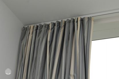 Shades Blinds Curtains Manual Electric Custom Installation Brooklyn New York Nyc Horizon Window Curtains Cool Curtains Curtain Track