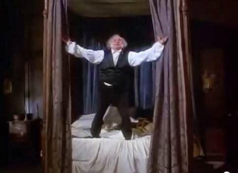 Scrooges Bed Christmas Carol Carole Full Films