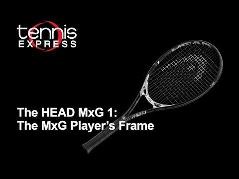 The Head Mxg 1 The Mxg Player S Frame Tennis Express Tennis