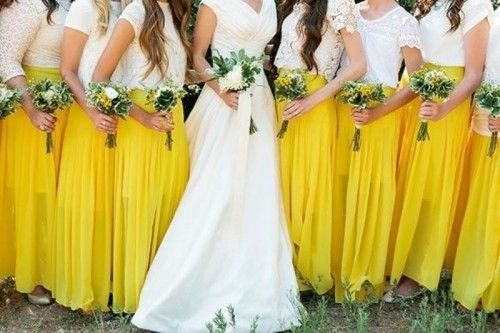 5 New Bridesmaids Dress Trends for 2016