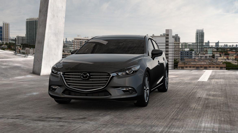 Galería del Vehículo Mazda 3 Sedán Modelo 2017 Mazda Mexico
