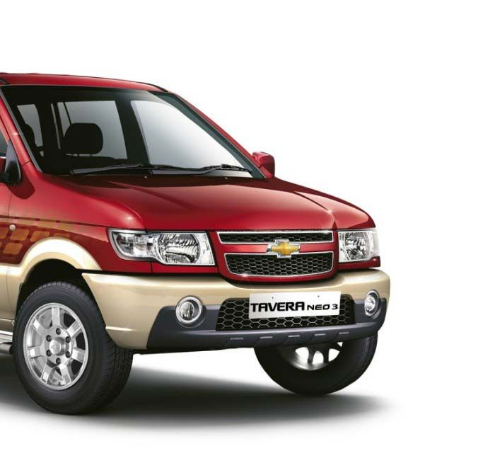 Upgraded Chevrolet Tavera Will Be Manufactured At Halol Facility