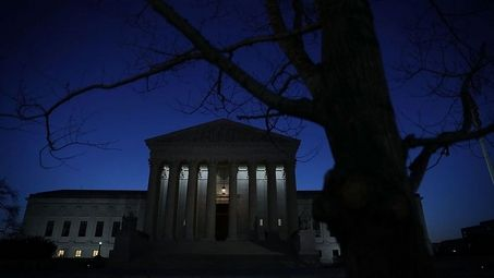 McConnell refuses to say whether 'nuclear option' in Supreme Court nomination is on table - http://conservativeread.com/mcconnell-refuses-to-say-whether-nuclear-option-in-supreme-court-nomination-is-on-table/