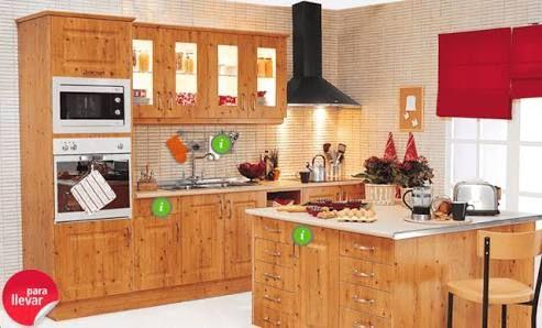 Resultado de imagen para diseños muebles cocina economicos   Cocinas ...